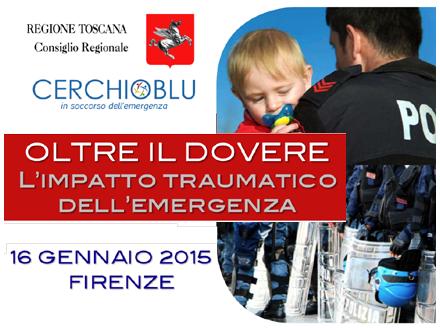 Convegno Oltre il dovere di Firenze 15 gennaio 2015