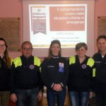 Cerchio Blu trains Italian policemen and rescuers to manage emergencies and cope with disasters.