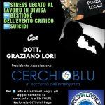 Convegno SULPL – Stress e Suicidi nella Polizia Locale – Riccione 9 gennaio 2020